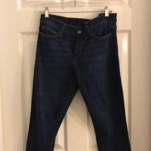 Joes dark blue jean